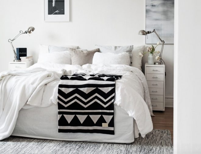 white bedroom small